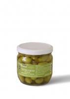 Olives Vertes Lucques Arôme fenouil (39/41) 200gr