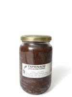 Tapenade olives noires 320gr